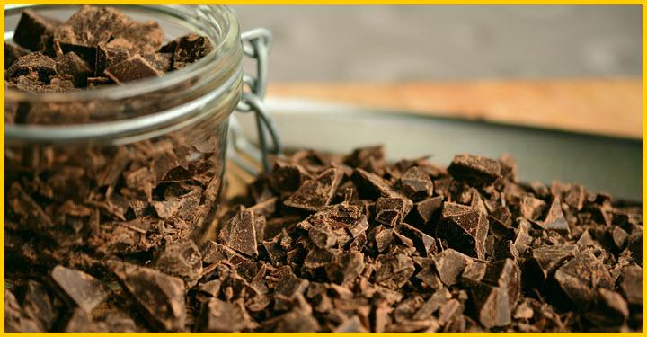 chocolate cocao and cocoa