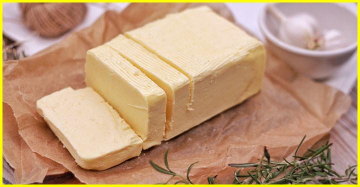 butter is diet food