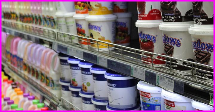processed food everywhere